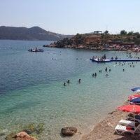 8/26/2013 tarihinde Ozge A.ziyaretçi tarafından Akçagerme Beach'de çekilen fotoğraf
