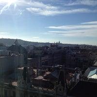 12/18/2012 tarihinde Alex R.ziyaretçi tarafından NH Gran Hotel Calderón'de çekilen fotoğraf