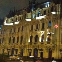 Photo taken at Palacio de Justicia de Lima by David E. on 11/1/2012