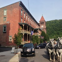 Photo taken at Jim Thorpe by Venera B. on 8/17/2013