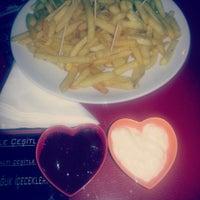 Photo taken at Baska cafe by M.Alev 1. on 8/24/2014