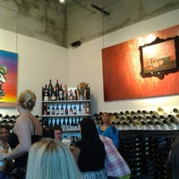 Photo taken at Wine By The Bay by *DANNY* on 7/25/2014