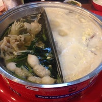 Photo taken at Hot Pot Inter Buffet by Panthawut T. on 4/7/2014