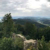Das Foto wurde bei Uetliberg Aussichtsturm von Vladilen Z. am 8/27/2017 aufgenommen