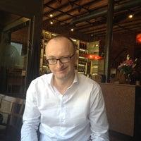 Photo taken at Thandi's Restaurant by Jeff E. on 5/13/2014