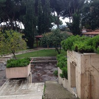 Photo taken at Mancini Park Hotel Rome by Mike S. on 12/1/2013