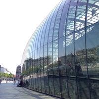 Photo taken at Strasbourg Railway Station by masorhu on 7/12/2013