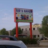 Photo taken at Kids Haven by Steffanie C. on 9/6/2013