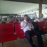 Photo taken at Gate A3 by Zulma L. on 6/9/2014