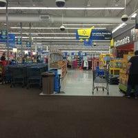 Photo taken at Walmart by Sara S. on 8/17/2013
