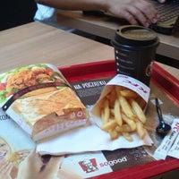 Photo taken at KFC by D.Kanjura on 9/9/2013