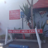 Photo taken at 18th Street Art Center by Courtney C. on 8/25/2014