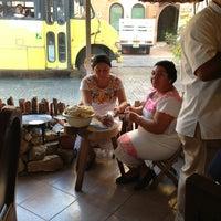 Photo taken at La Chaya Maya by Master P. on 5/15/2013