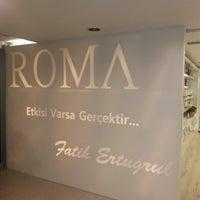 Photo taken at Roma Kuaför by TC Evren N. on 8/21/2013