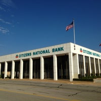 Photo taken at Citizens National Bank by Citizens National Bank on 2/6/2014