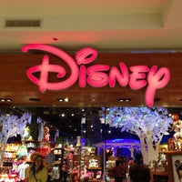 Photo taken at Disney Store by Jessica on 4/21/2013