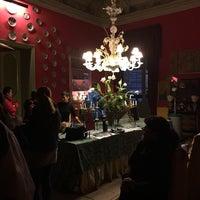 Photo taken at Palazzo Valguarnera-Gangi by James S. on 2/10/2015