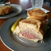 Photo taken at Katz's Deli & Bar by David L. on 10/31/2012