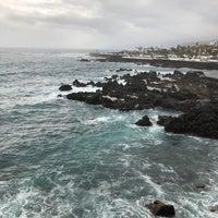 Photo taken at Puerto de la Cruz by Maxime on 8/12/2018