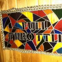 Photo taken at Full Throtle Bar by Chris S. on 8/9/2013