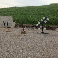 Photo taken at EPD Firing Range by Mark B. on 7/25/2013