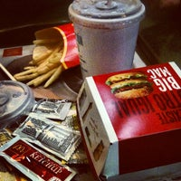 Photo taken at McDonald's by Nicolás Z. on 12/14/2012