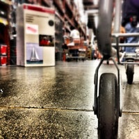 Photo taken at The Home Depot by Steve Z. on 3/1/2013