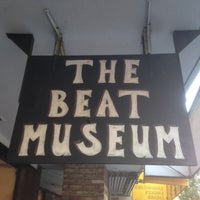Photo taken at The Beat Museum by Lucas M. on 7/26/2014