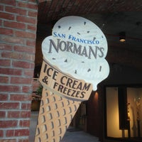 Photo taken at Norman's Ice Cream & Freezes by Lucas M. on 7/22/2014