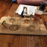 Photo taken at Bad Tattoo Brewing by Ray M. on 3/20/2018