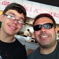 Photo taken at Fatburger in Mesa by Albert M. on 5/4/2013