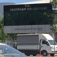 Photo taken at Vezirhan İpekyolu Durağı by Fuat M. on 7/15/2016