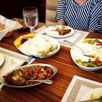 Photo taken at Seva Cuisine of India by Liz B. on 8/30/2013