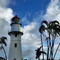 Photo taken at Diamond Head Lighthouse by hawaiiblog on 6/12/2017