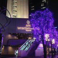 Photo prise au ANA InterContinental Tokyo par tstylecom le3/27/2013