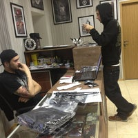 Photo taken at Sullen Official Store by Оксана К. on 11/16/2013
