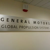 Photo taken at General Motors - Powertrain Europe by Marco V. on 2/28/2017