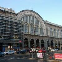 Photo taken at Torino Porta Nuova Railway Station (TPY) by Marco V. on 2/26/2013