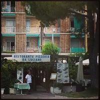 Foto scattata a Da Luciano da Marco V. il 8/10/2013