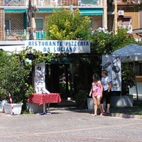 8/9/2014 tarihinde Marco V.ziyaretçi tarafından Da Luciano'de çekilen fotoğraf