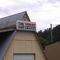 Photo taken at Turn Key RV Rentals, Inc. by Daniel V. on 5/24/2013