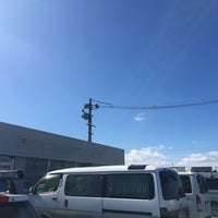 Photo taken at サークルK 野辺地橋店 by なお 3. on 3/17/2018