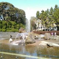 Photo taken at 北浦和公園 音楽噴水 by monyurun も. on 2/28/2016