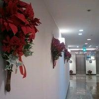 Photo taken at TOHO Twin Tower Building by monyurun も. on 11/26/2012