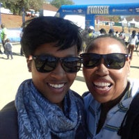 Photo taken at Northcliff Square by Bonolo M. on 7/27/2014