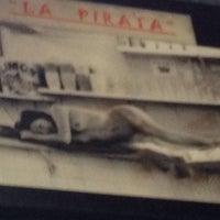 Photo taken at Pulqueria La Pirata by Sheila M. on 7/18/2015