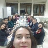 Photo taken at Tedas Yemekhanesi by Işılay Ü. on 12/13/2014
