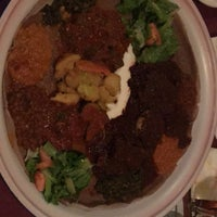 Photo taken at Assab Eritrean Restaurant by Nirmal U. on 11/5/2017