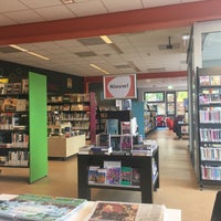 Photo taken at Bibliotheek Abcoude by Kate O. on 10/17/2016
