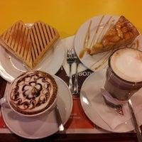 Photo taken at McCafe by Aleksandra Z. on 10/7/2013